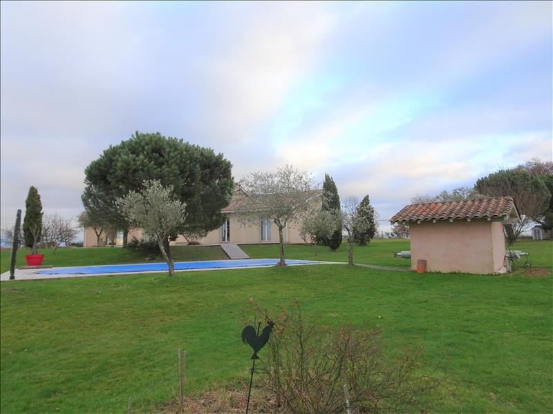 Vente maison / villa Cabanac seguenville 449000€ - Photo 1