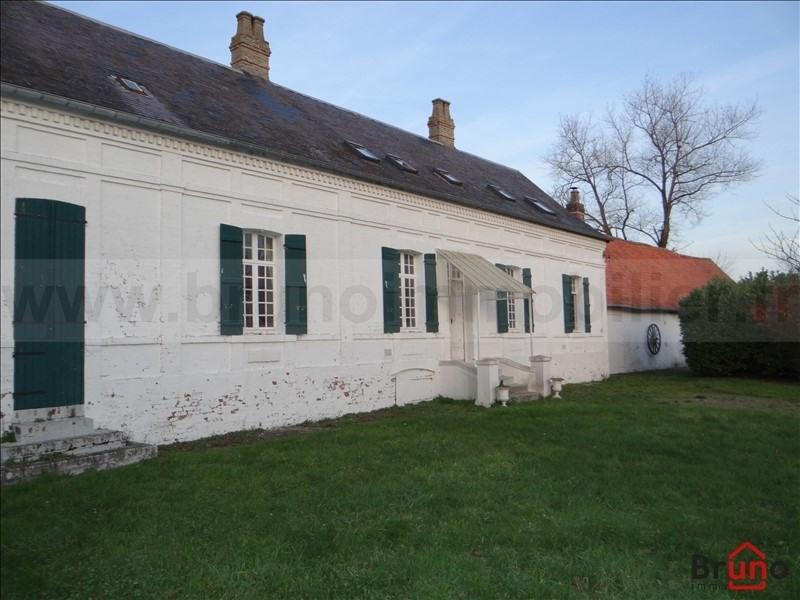 Revenda residencial de prestígio casa Le crotoy 335000€ - Fotografia 1