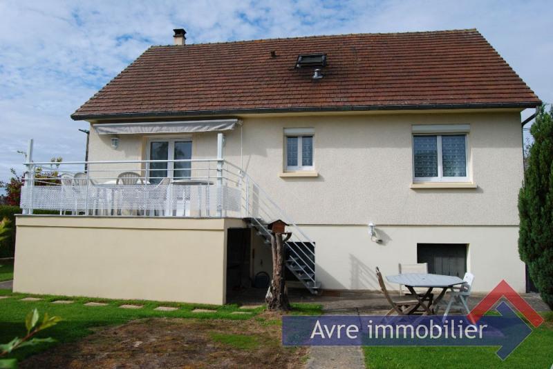 Vente maison / villa Verneuil d avre et d iton 165000€ - Photo 1