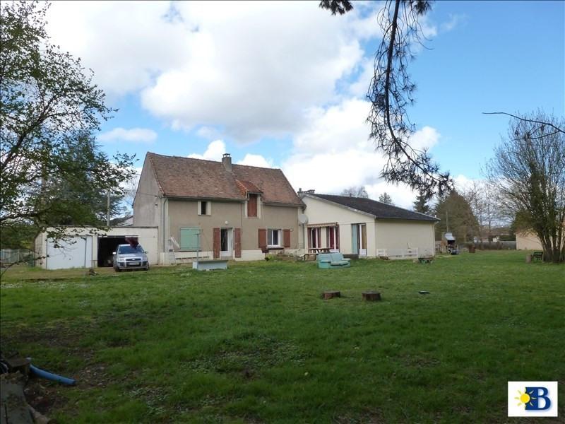Vente maison / villa Scorbe clairvaux 132500€ - Photo 5