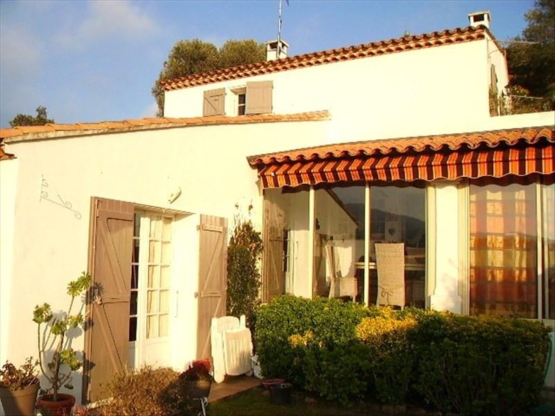 Vente de prestige maison / villa Le lavandou 565000€ - Photo 8