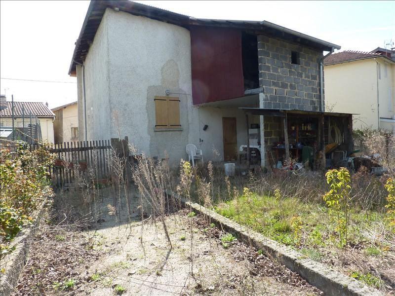 Vente maison / villa Beaurepaire 115000€ - Photo 4