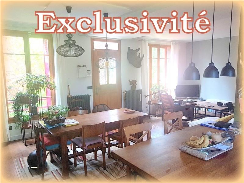 Sale house / villa Les pavillons sous bois 362000€ - Picture 1