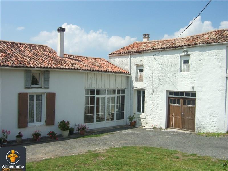 Sale house / villa Aulnay 89900€ - Picture 1