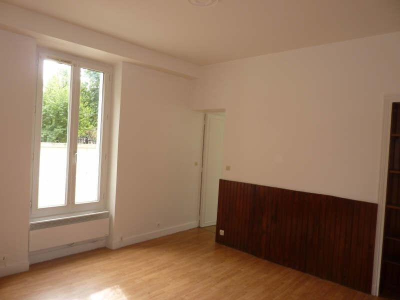 Rental apartment Maisons laffitte 620€ CC - Picture 1