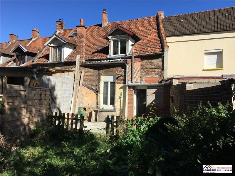 Vente maison / villa Henin beaumont 79500€ - Photo 2