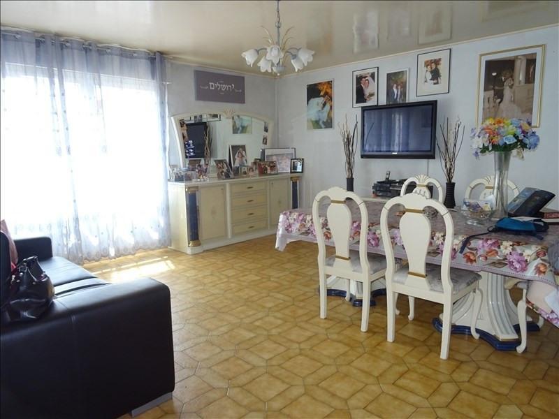 Vente appartement Sarcelles 160000€ - Photo 2