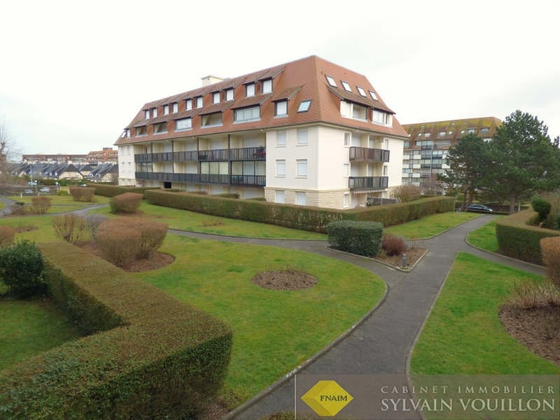 Vente appartement Villers-sur-mer 64900€ - Photo 1
