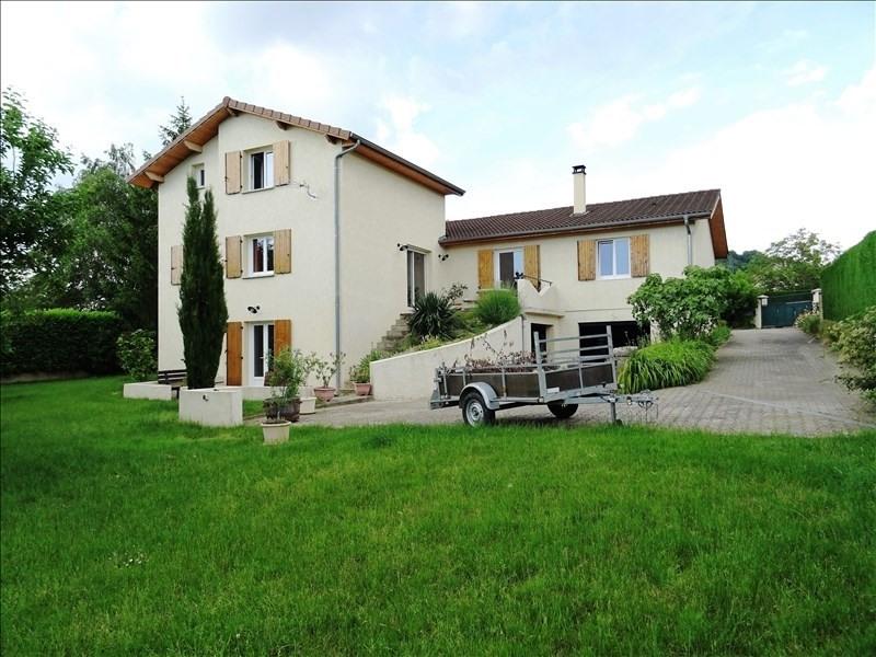 Vente maison / villa St georges d esperanche 313000€ - Photo 2