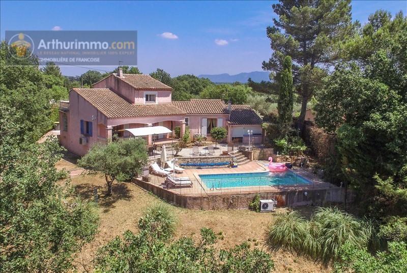 Vente maison / villa St maximin la ste baume 428000€ - Photo 4