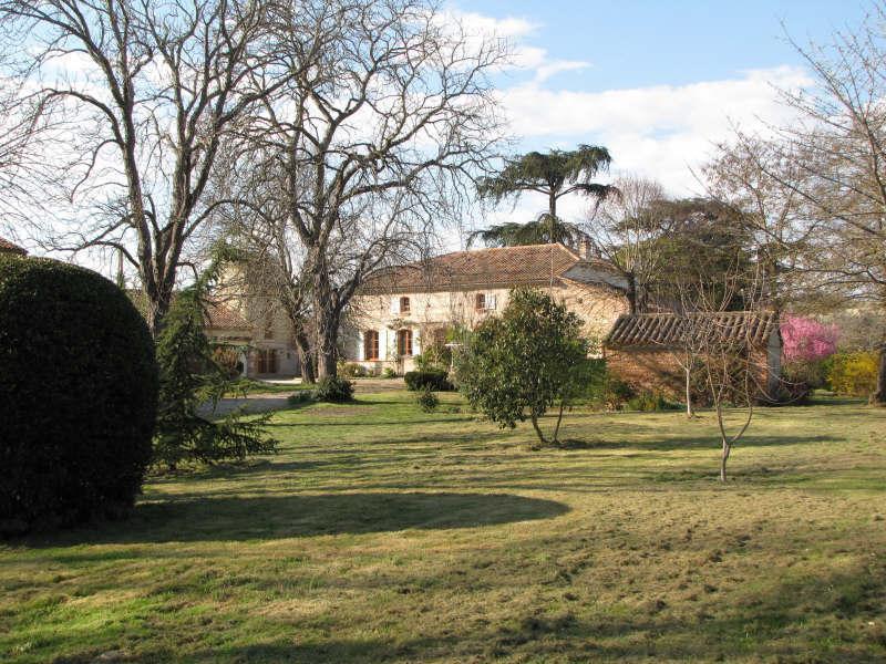 Sale house / villa Pommevic 472500€ - Picture 2