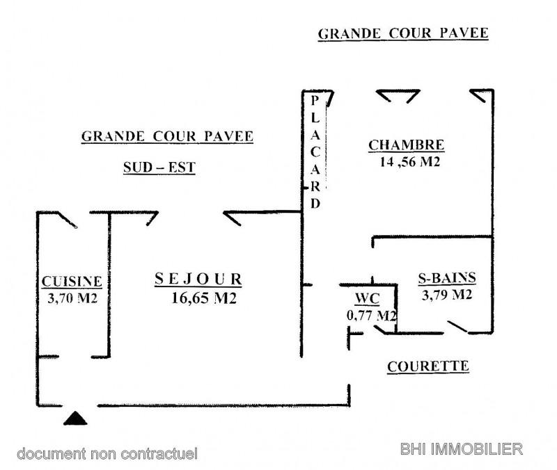 Venta  apartamento Paris 5ème 473000€ - Fotografía 6