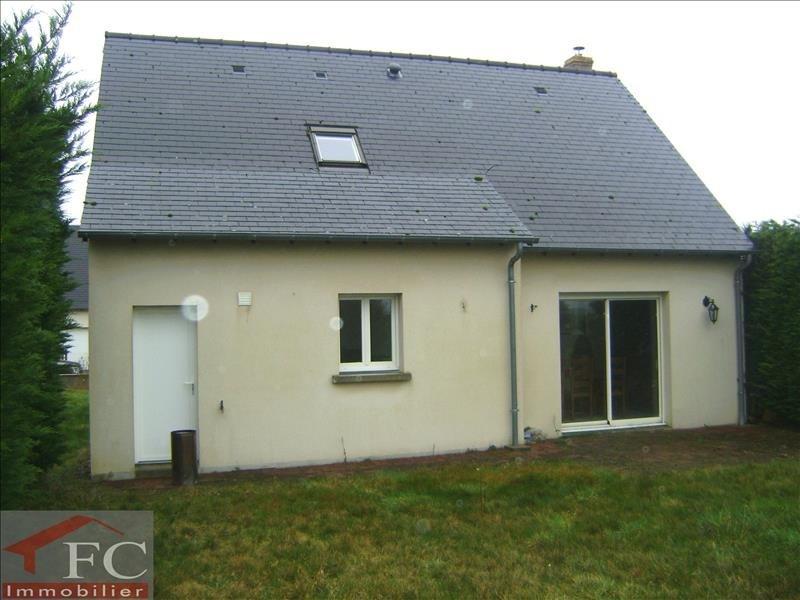 Sale house / villa St laurent en gatines 165850€ - Picture 6