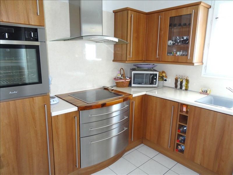 Sale house / villa St ouen l aumone 259500€ - Picture 3