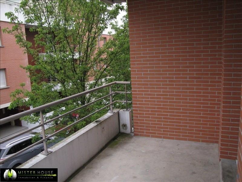 Verhuren  appartement Montauban 580€cc - Foto 3