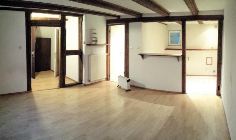 Rental apartment Schiltigheim 520€ CC - Picture 1