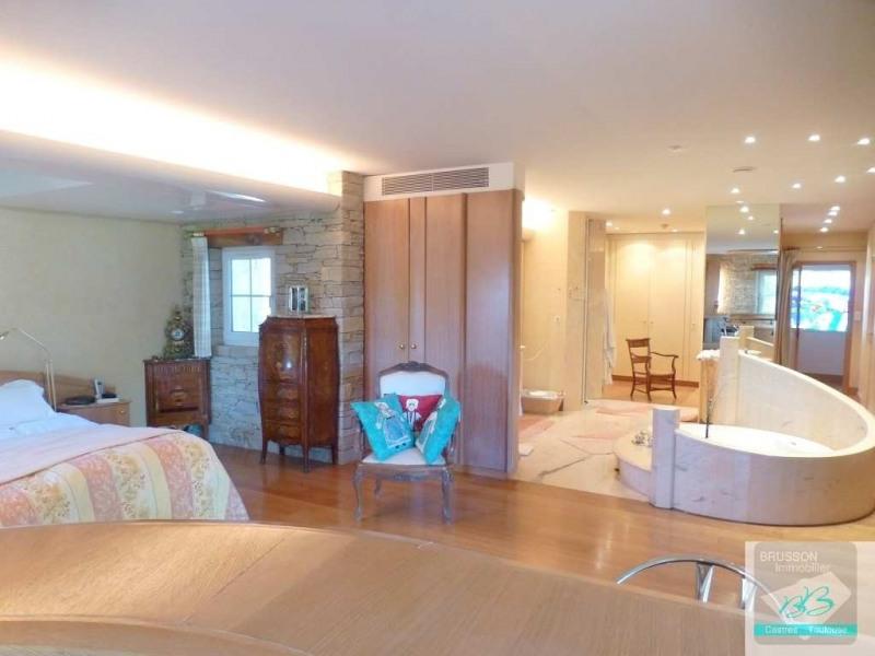 Deluxe sale house / villa Burlats 680000€ - Picture 8