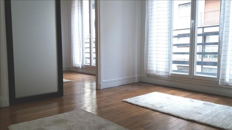 Rental apartment Paris 17ème 1395€ CC - Picture 4