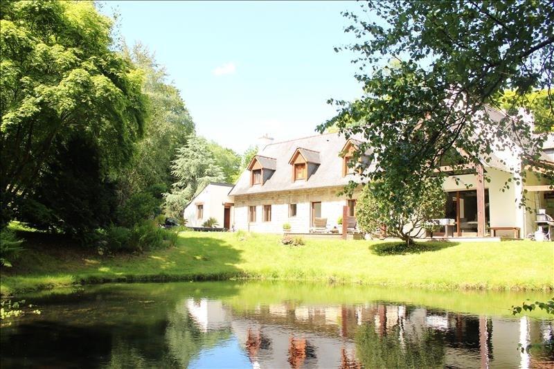 Vente de prestige maison / villa Plomelin 561800€ - Photo 1