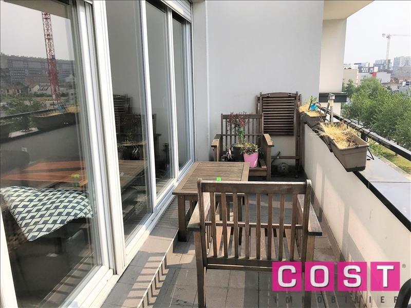 Verkoop  appartement Gennevilliers 299000€ - Foto 2