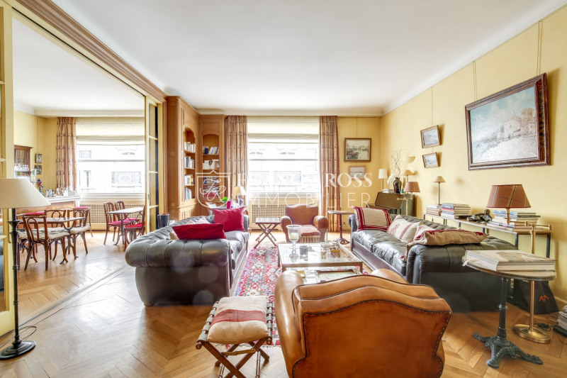 Sale apartment Paris 16ème 2 190 000€ - Picture 2