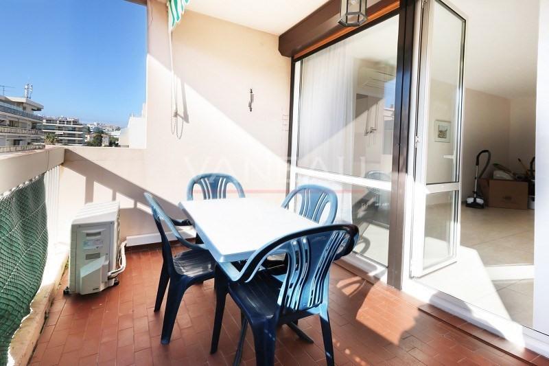 Vente de prestige appartement Juan-les-pins 140000€ - Photo 1