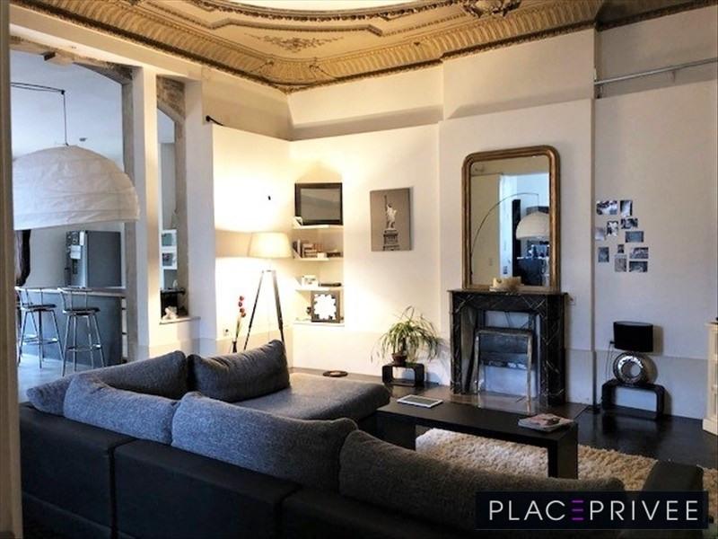 Sale apartment Nancy 330000€ - Picture 2