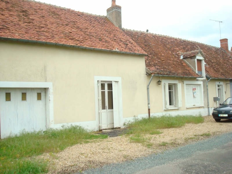 Sale house / villa Germigny l exempt 50000€ - Picture 1