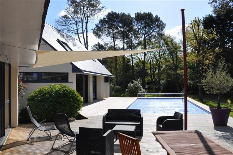 Deluxe sale house / villa Merlevenez 630000€ - Picture 4