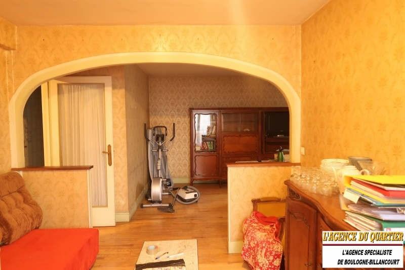 Vente appartement Boulogne billancourt 540000€ - Photo 3