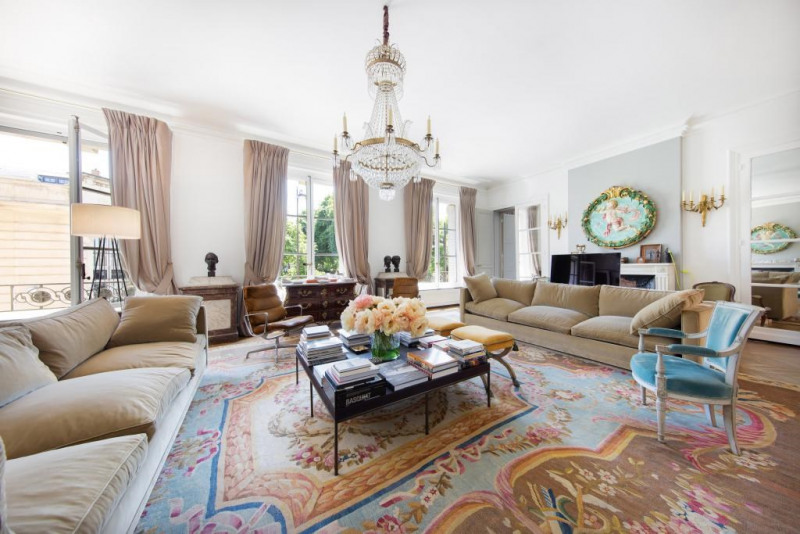 Revenda residencial de prestígio apartamento Paris 7ème 5600000€ - Fotografia 2
