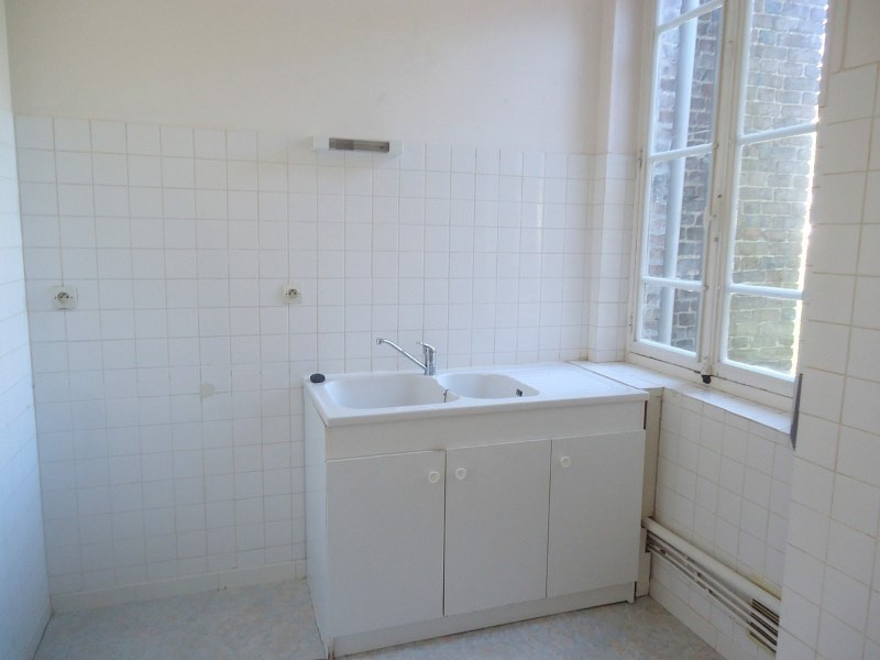 Rental apartment Lisieux 390€ CC - Picture 1