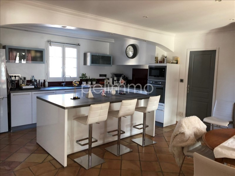 Vente de prestige maison / villa La barben 585 000€ - Photo 4