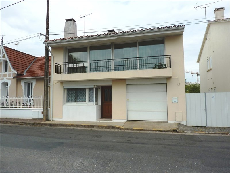 Vente maison / villa Challans 162750€ - Photo 1