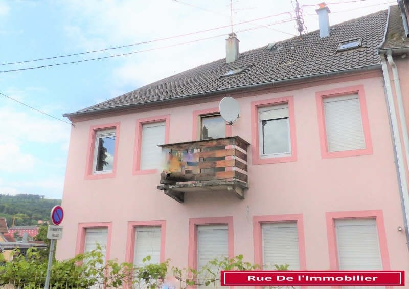 Vente appartement Saverne 91 000€ - Photo 1