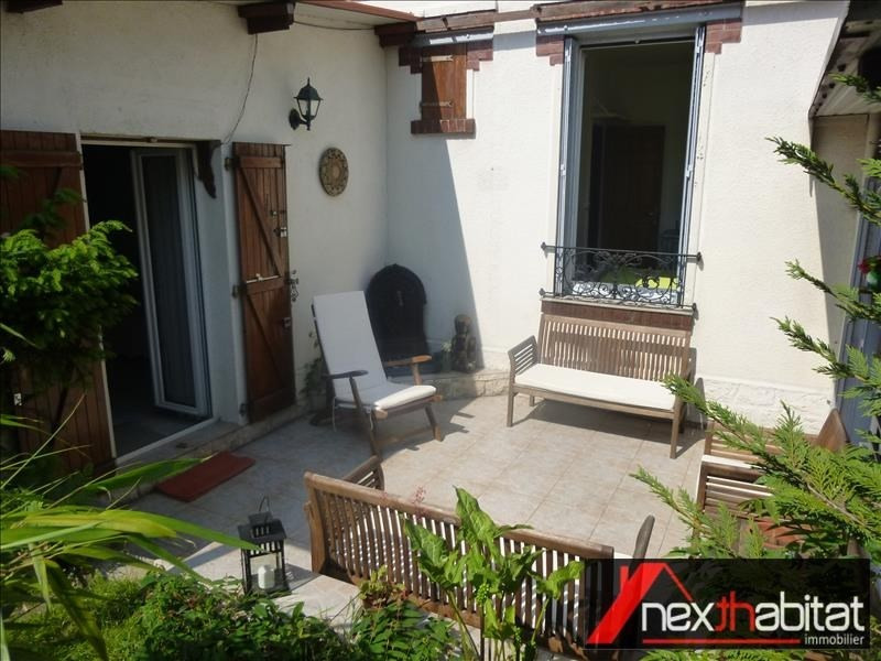 Vente maison / villa Les pavillons sous bois 274000€ - Photo 1