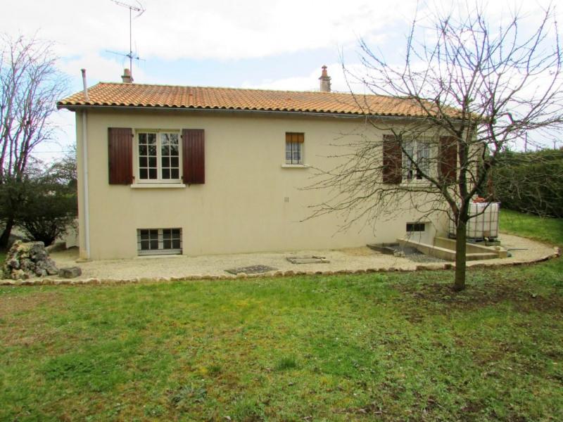 Vente maison / villa Aigre 130000€ - Photo 2