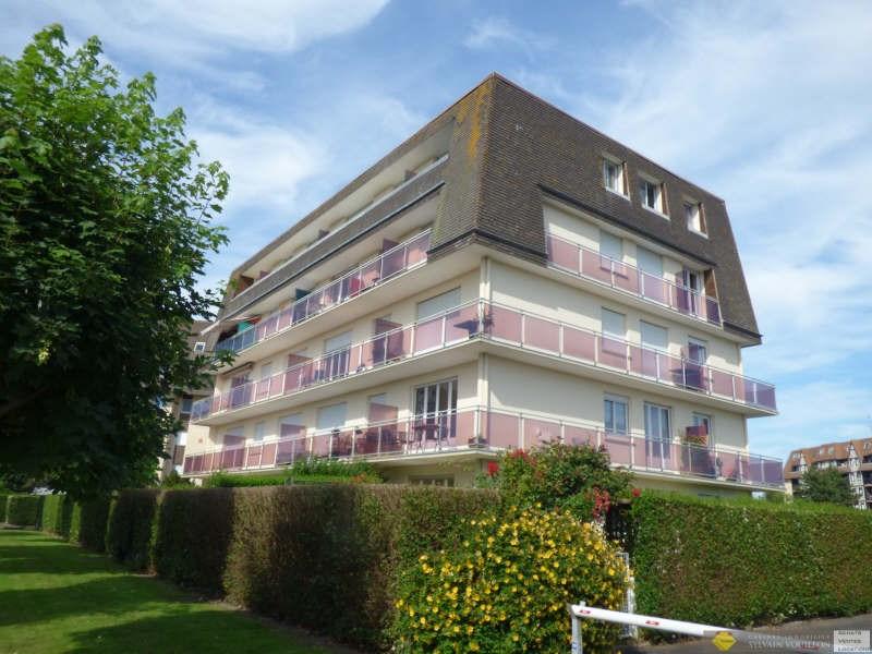 Revenda apartamento Villers sur mer 124000€ - Fotografia 1