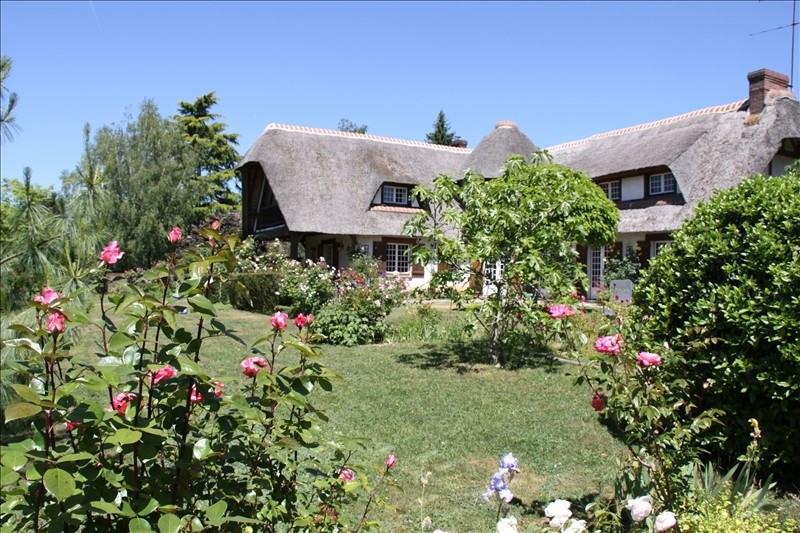 Vente maison / villa Douains 410000€ - Photo 2