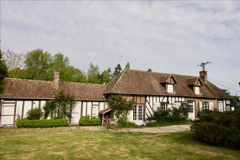 Vente de prestige maison / villa Conches en ouche 330000€ - Photo 7