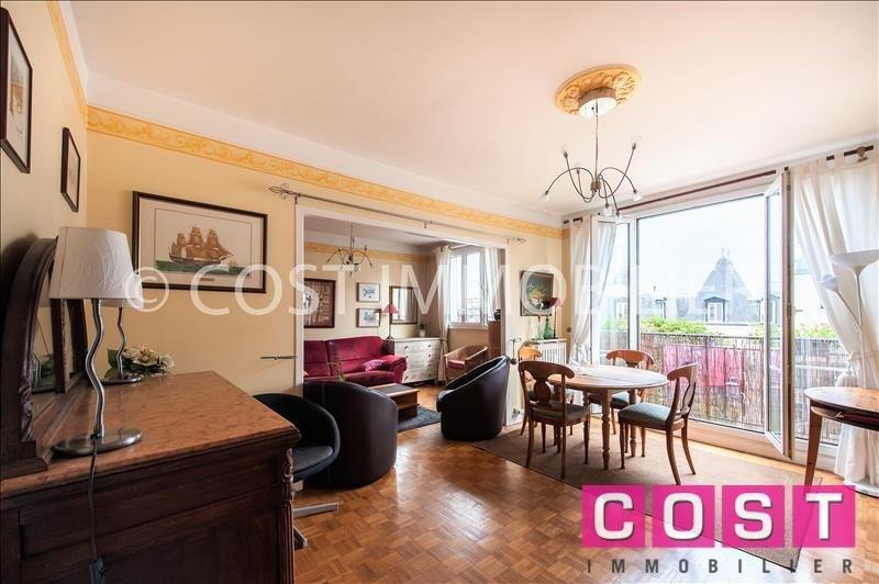 Verkoop  appartement Bois colombes 442000€ - Foto 1