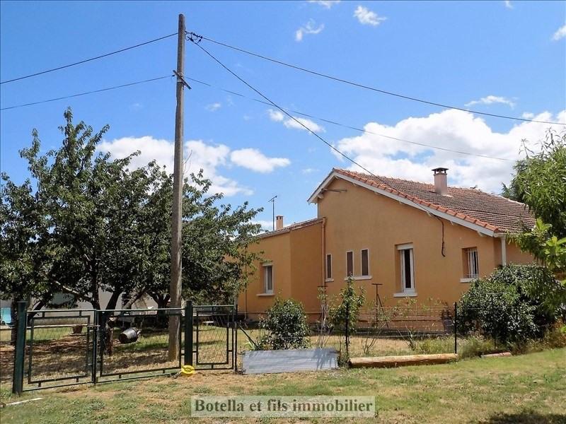 Vente maison / villa Bagnols sur ceze 266000€ - Photo 9