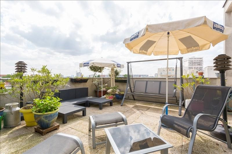 Sale apartment Villeneuve la garenne 515000€ - Picture 3