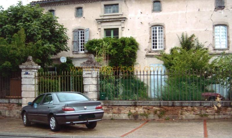 Life annuity house / villa St amans valtoret 140000€ - Picture 1