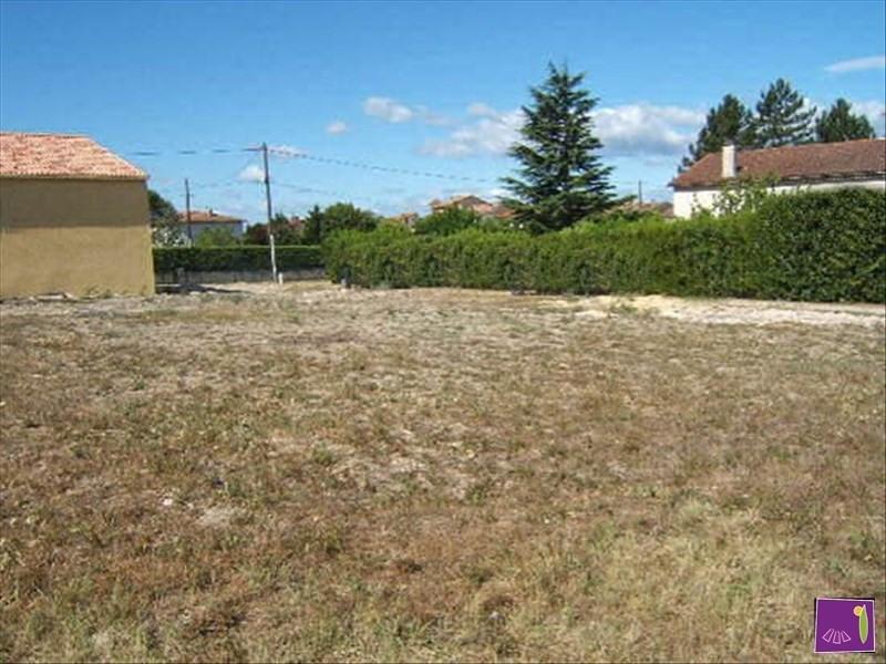 Verkauf grundstück Barjac 63000€ - Fotografie 1