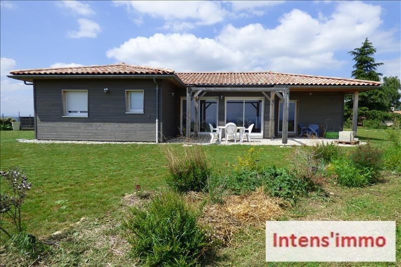 Vente maison / villa St bardoux 370000€ - Photo 1