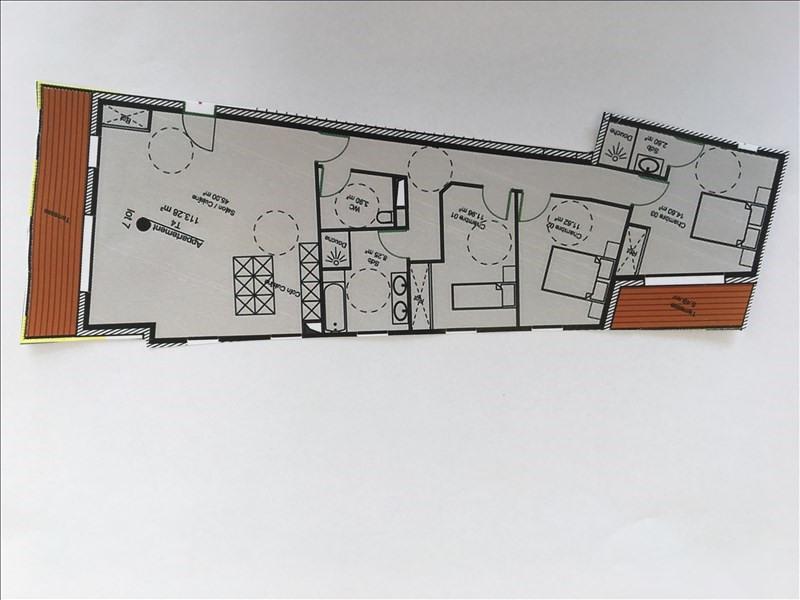 Venta de prestigio  apartamento Charbonnieres les bains 611712€ - Fotografía 1