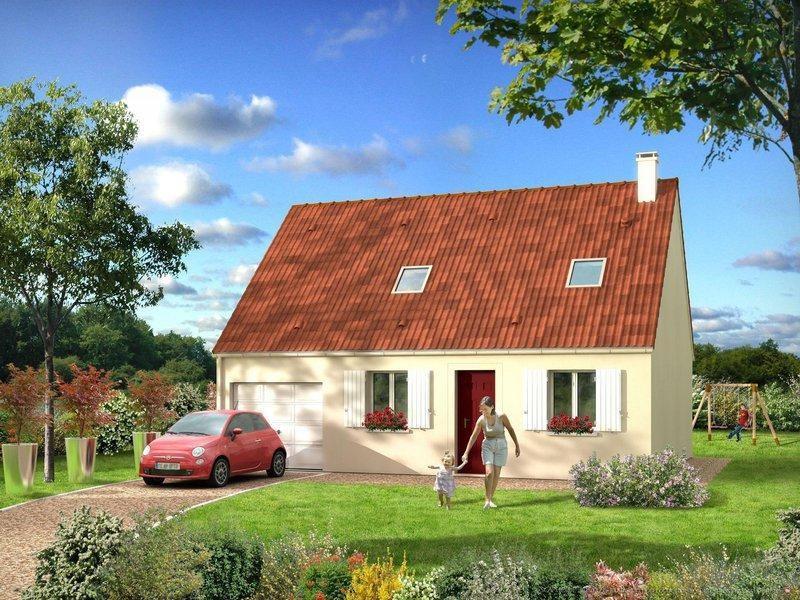 Maison  6 pièces + Terrain 300 m² Yvetot par RESIDENCES INTER ROUEN