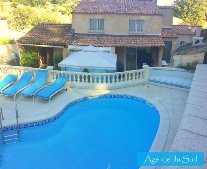 Vente maison / villa Peypin 449000€ - Photo 1