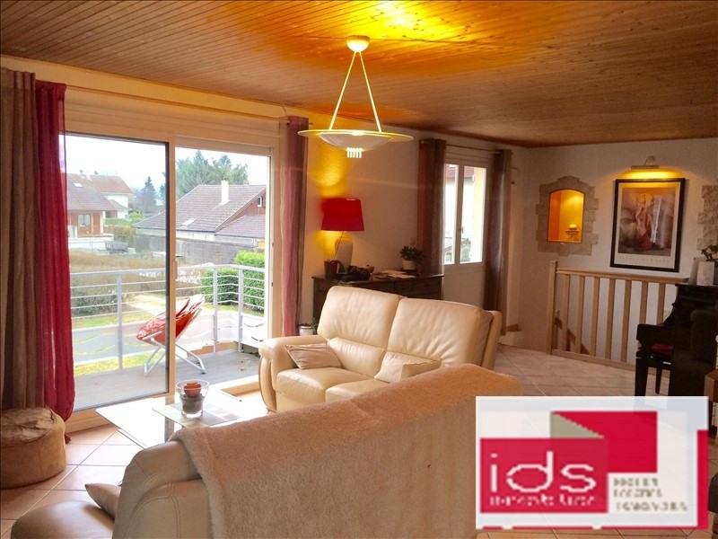 Vente maison / villa Chapareillan 302000€ - Photo 2